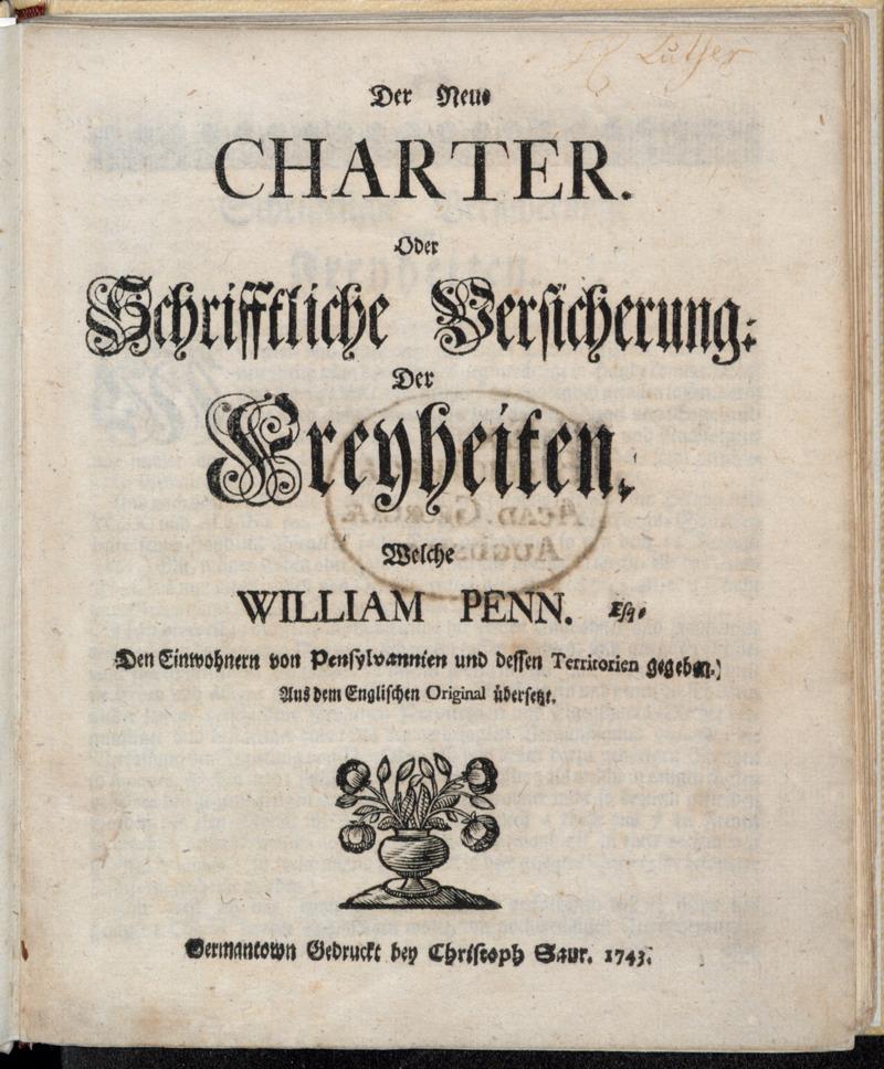 DerNeue Charter